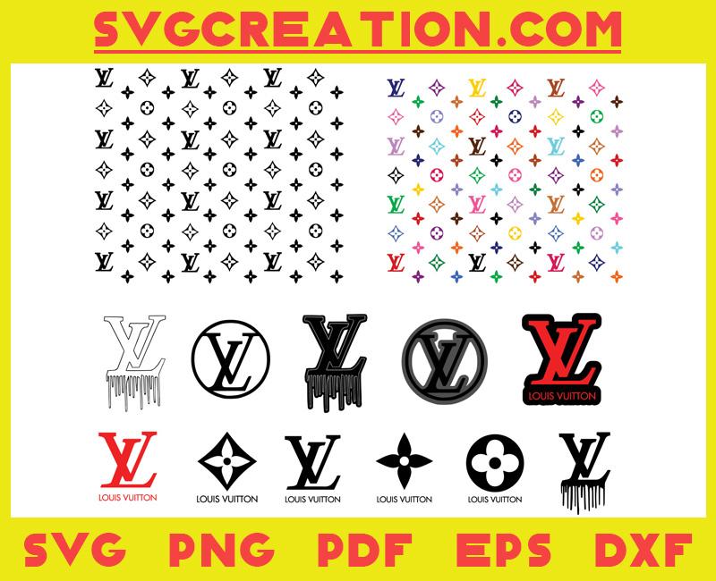 Fashion Logo Svg, Brand Logo Svg, Famous Brand Svg, Brand Svg Bundle, Fashion Brand Svg, File For Cricut,Digital Download