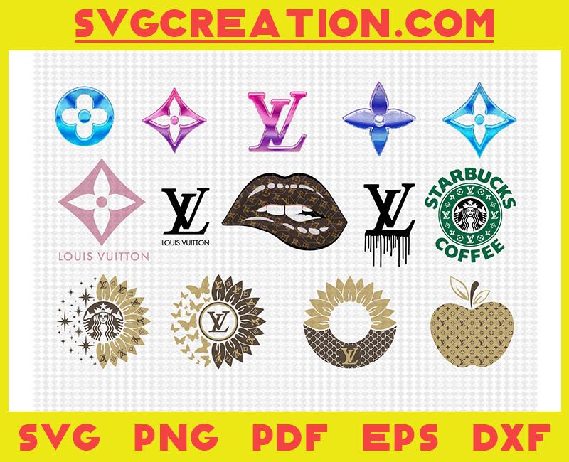 Fashion Logo Svg, Brand Logo Svg, Famous Brand Svg, Brand Svg Bundle, Fashion Brand Svg, File For Cricut,Digital Download (Copy)