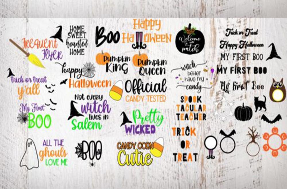 Bundle Halloween Svg , Heather Roberts Art Bundle, Halloween svg